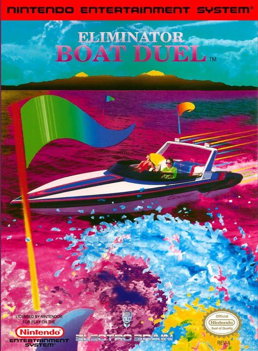 Eliminator Boat Duel Display Picture
