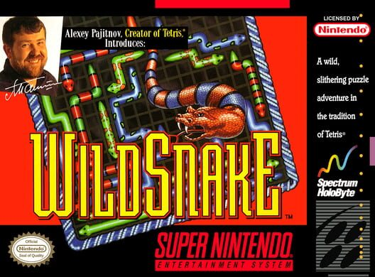 WildSnake Display Picture