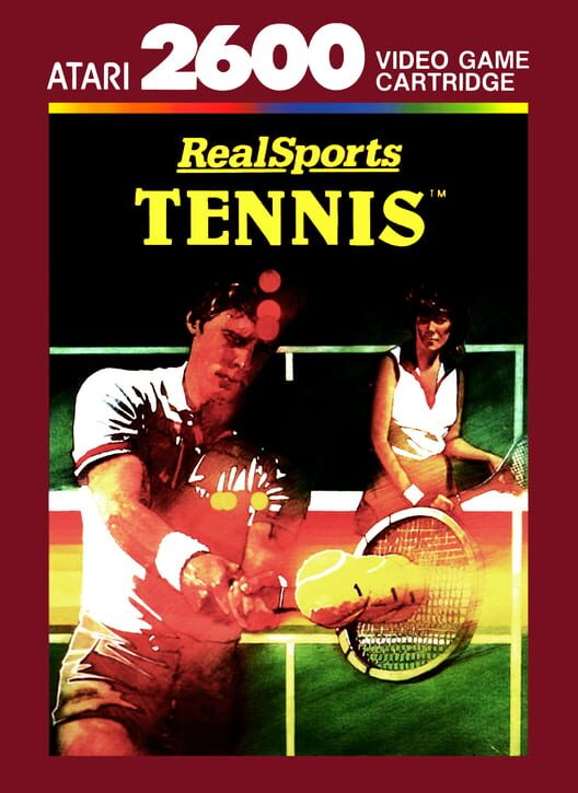 RealSports Tennis Display Picture