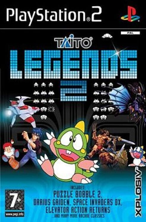 Taito Legends 2 image