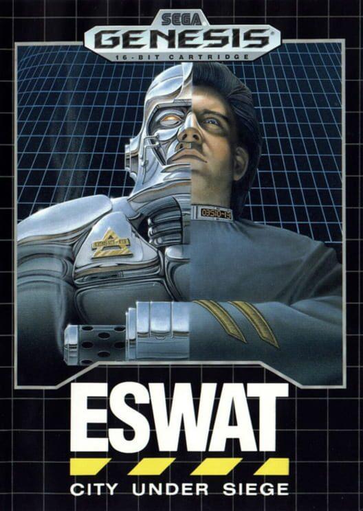 ESWAT: City Under Siege image