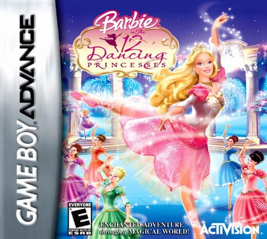 Barbie in the 12 Dancing Princesses Display Picture