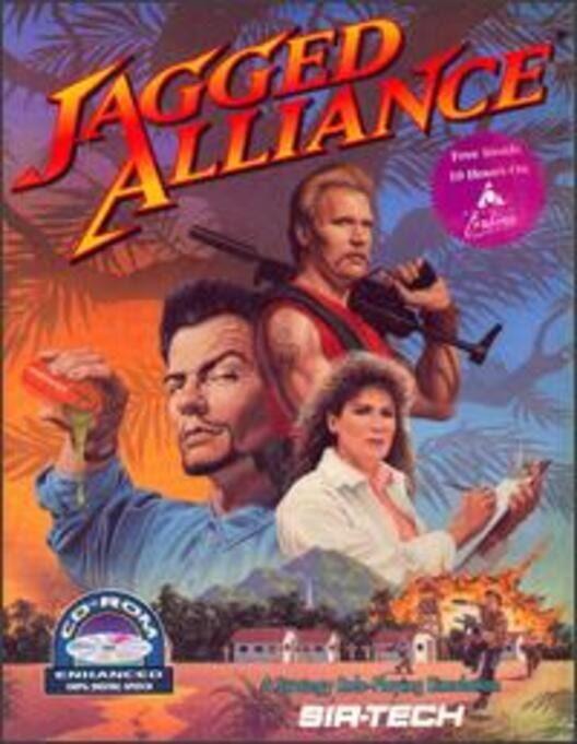 Jagged Alliance image