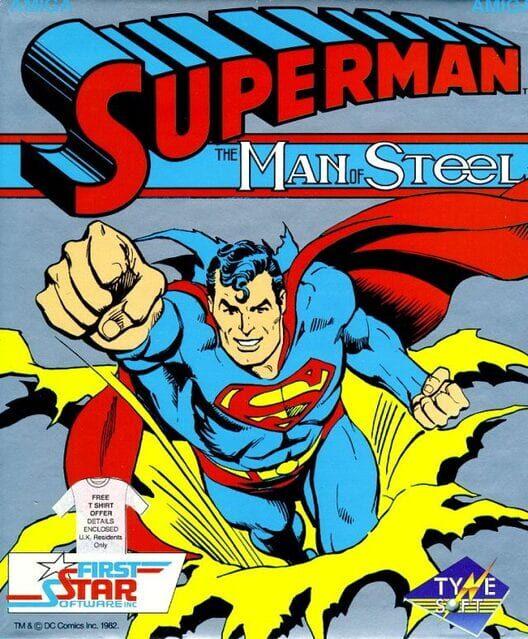 Superman: The Man of Steel image
