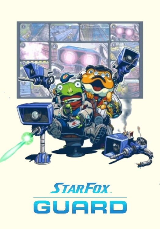 Star Fox Guard Display Picture