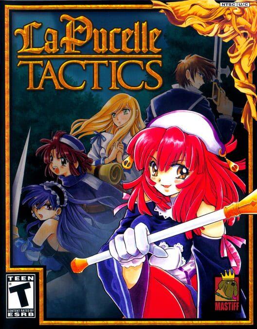 La Pucelle Tactics image
