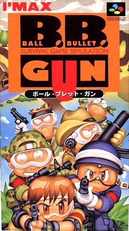 Ball Bullet Gun: Survival Game Simulation Display Picture