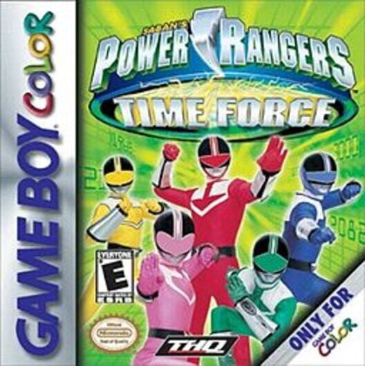 Power Rangers Time Force image