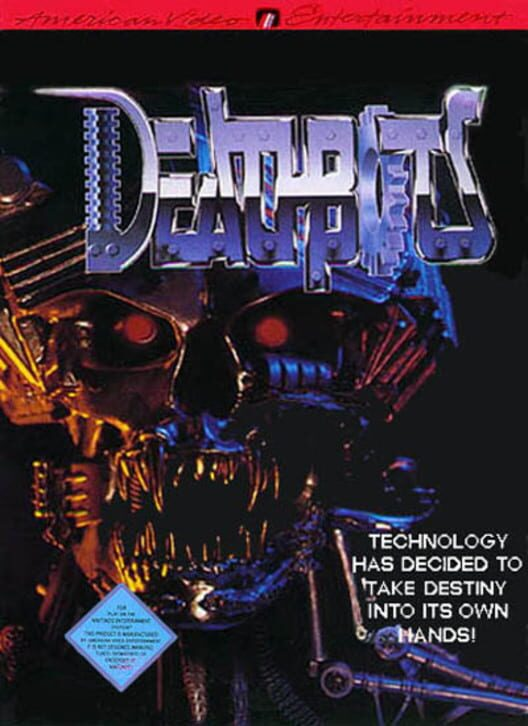 Deathbots Display Picture