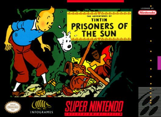 The Adventures of Tintin - Prisoners of the Sun Display Picture