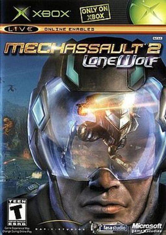 MechAssault 2: Lone Wolf image