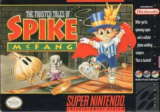 The Twisted Tales of Spike McFang image