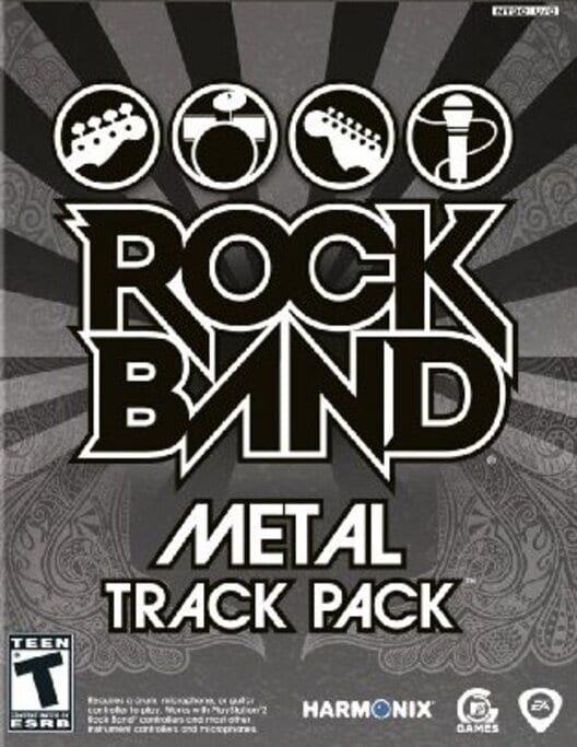 Rock Band: Metal Track Pack image
