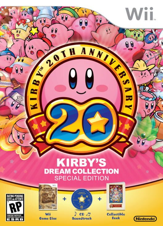 Kirby's Dream Collection Special Edition image