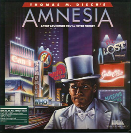 Amnesia Display Picture