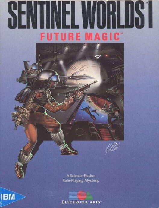 Sentinel Worlds I: Future Magic Display Picture
