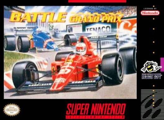 Battle Grand Prix Display Picture