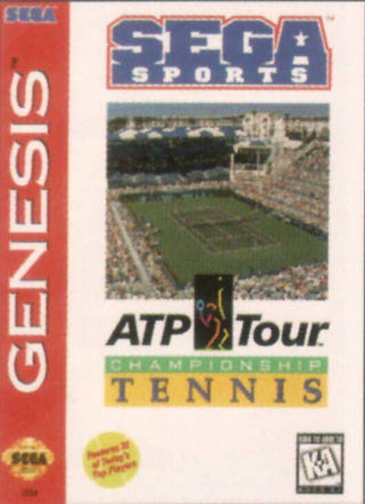 ATP Tour Championship Tennis image