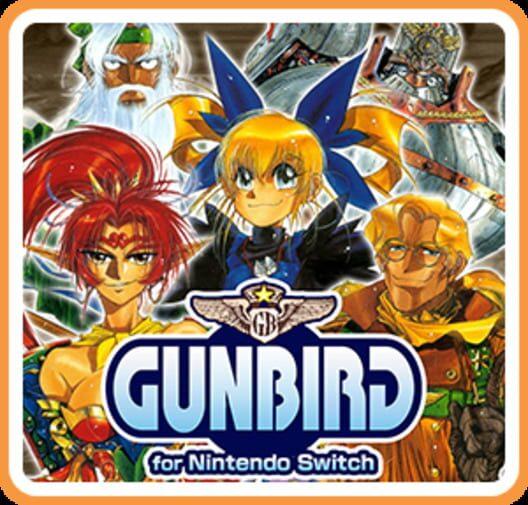 GUNBIRD for Nintendo Switch image