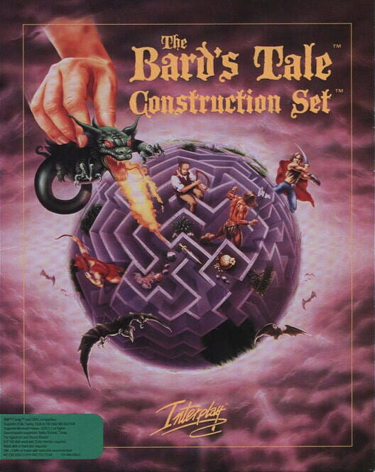 The Bard's Tale Construction Set image