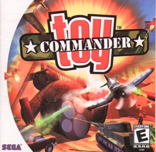 Toy Commander Display Picture