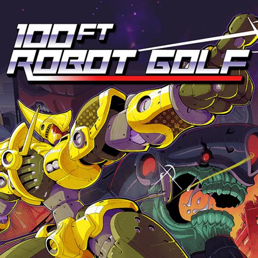 100ft Robot Golf for PlayStation 4
