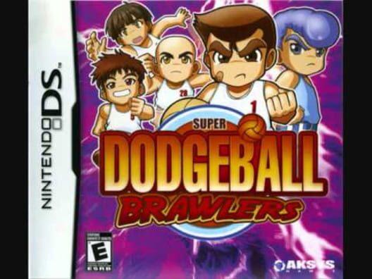 Super Dodgeball Brawlers Display Picture