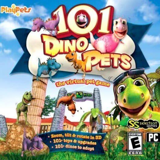 101 DinoPets image