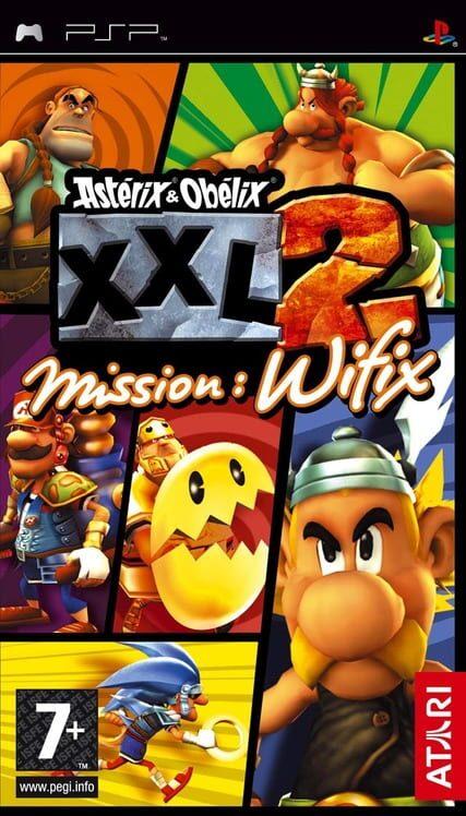 Asterix & Obelix XXL 2: Mission Wifix image