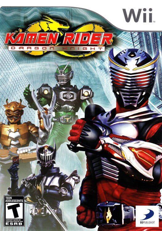 Kamen Rider: Dragon Knight image