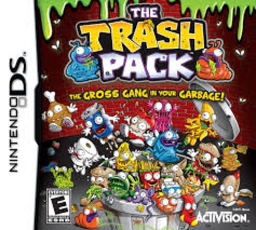 The Trash Pack: The Gross Gang in Your Garbage Display Picture