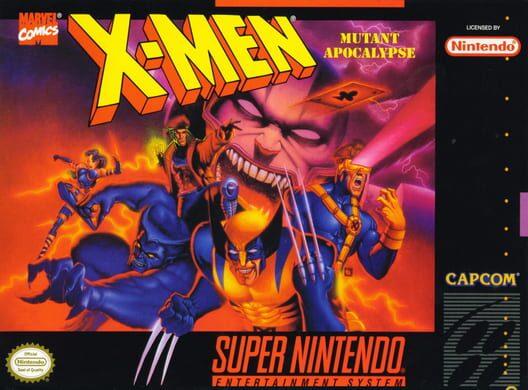 X-Men: Mutant Apocalypse Display Picture