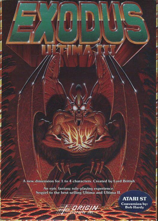 Ultima III: Exodus image