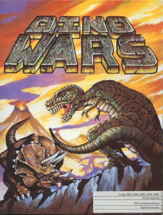 Dino Wars image