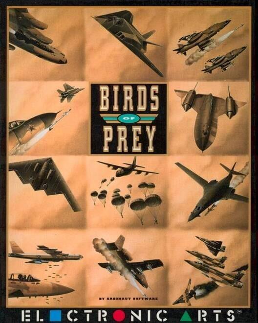 Birds of Prey image