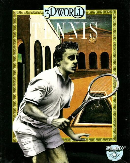 3D World Tennis image