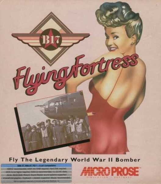 B17 Flying Fortress image
