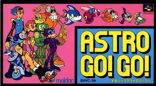 Uchuu Race: Astro Go! Go! Display Picture