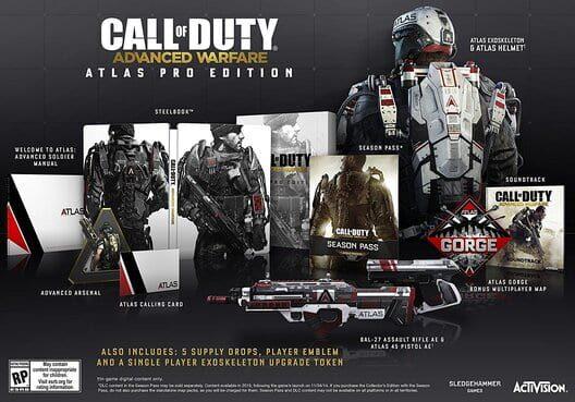 Call of Duty: Advanced Warfare - Atlas Pro Edition image