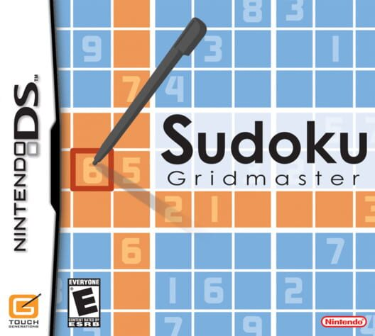 Sudoku Gridmaster Display Picture