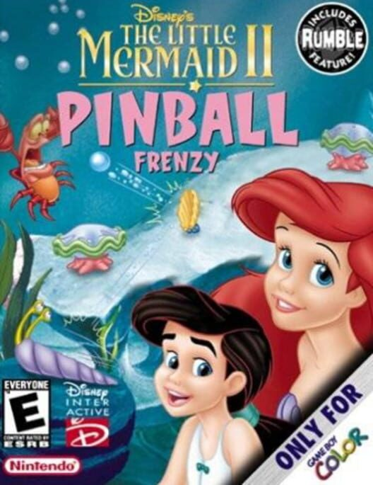 Disney's The Little Mermaid II: Pinball Frenzy image