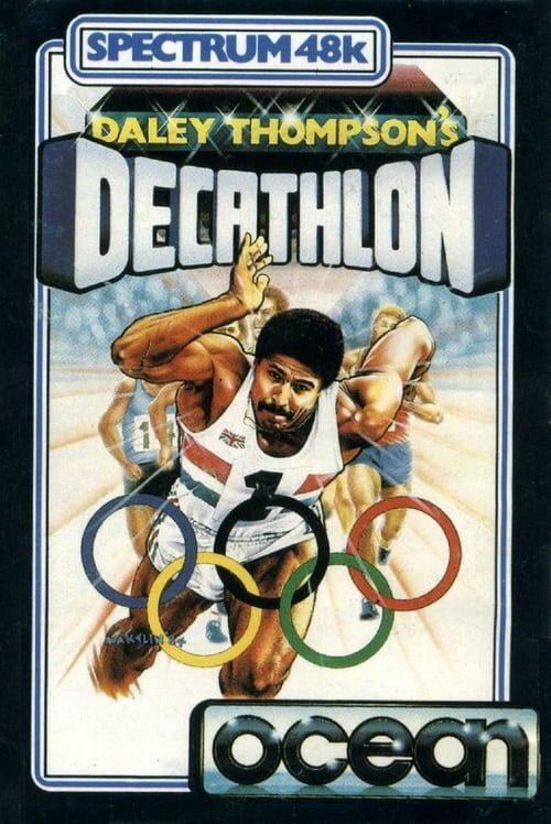 Daley Thompson's Decathlon image