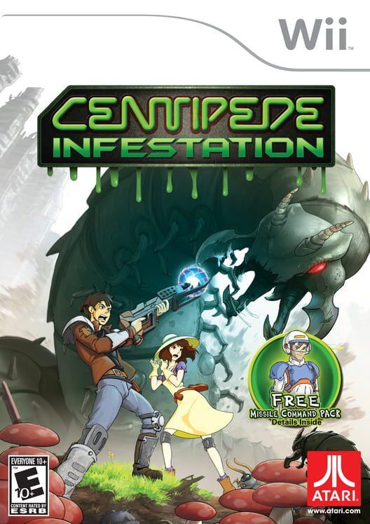 Centipede: Infestation image