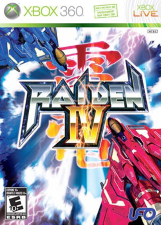 Raiden IV image