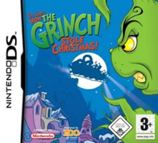 Dr. Seuss: How The Grinch Stole Christmas! image