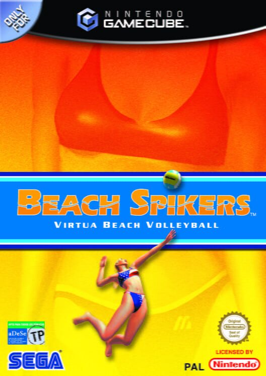 Beach Spikers Display Picture
