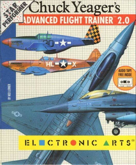 Chuck Yeager's Advanced Flight Trainer 2.0 Display Picture