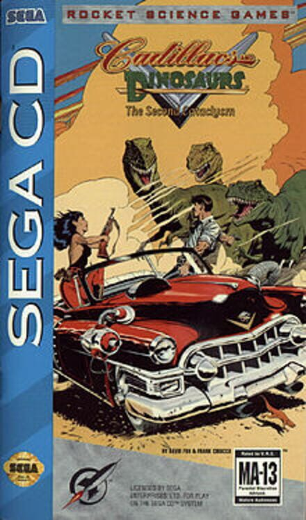 Cadillacs and Dinosaurs: The Second Cataclysm image