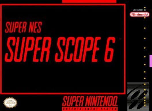 Nintendo Scope 6 Display Picture