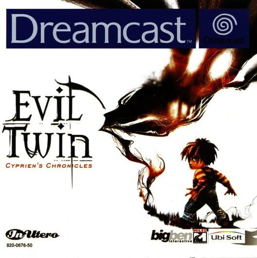 Evil Twin: Cyprien's Chronicles image